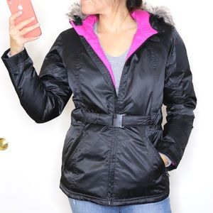 The North Face Black Greenland Goose Down Jacket